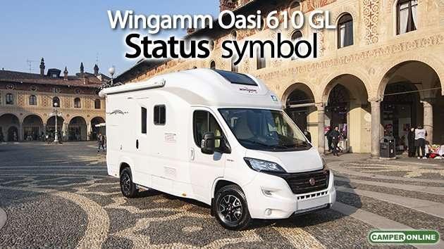 Wingamm Oasi 610 GL - CamperOnline - April 2020 - Press review - camper