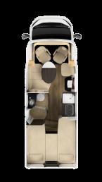 Oasi 690 Twins - Wohnmobil